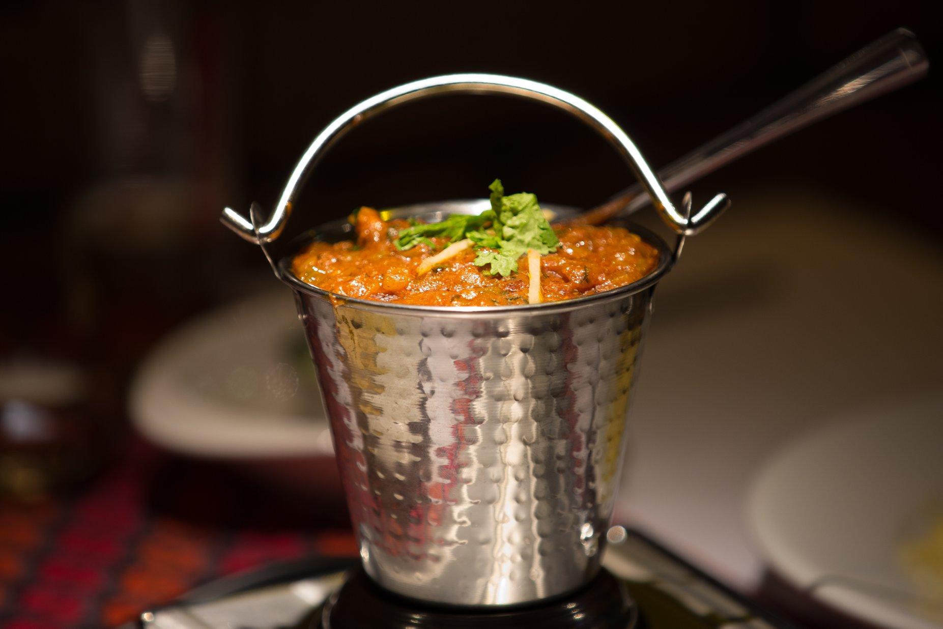 top Indian restaurants in Aberdeen