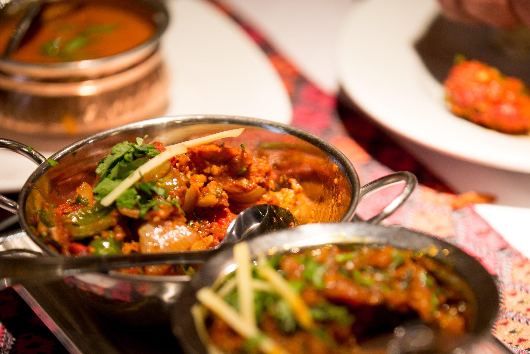 best Indian Cuisine In Aberdeen