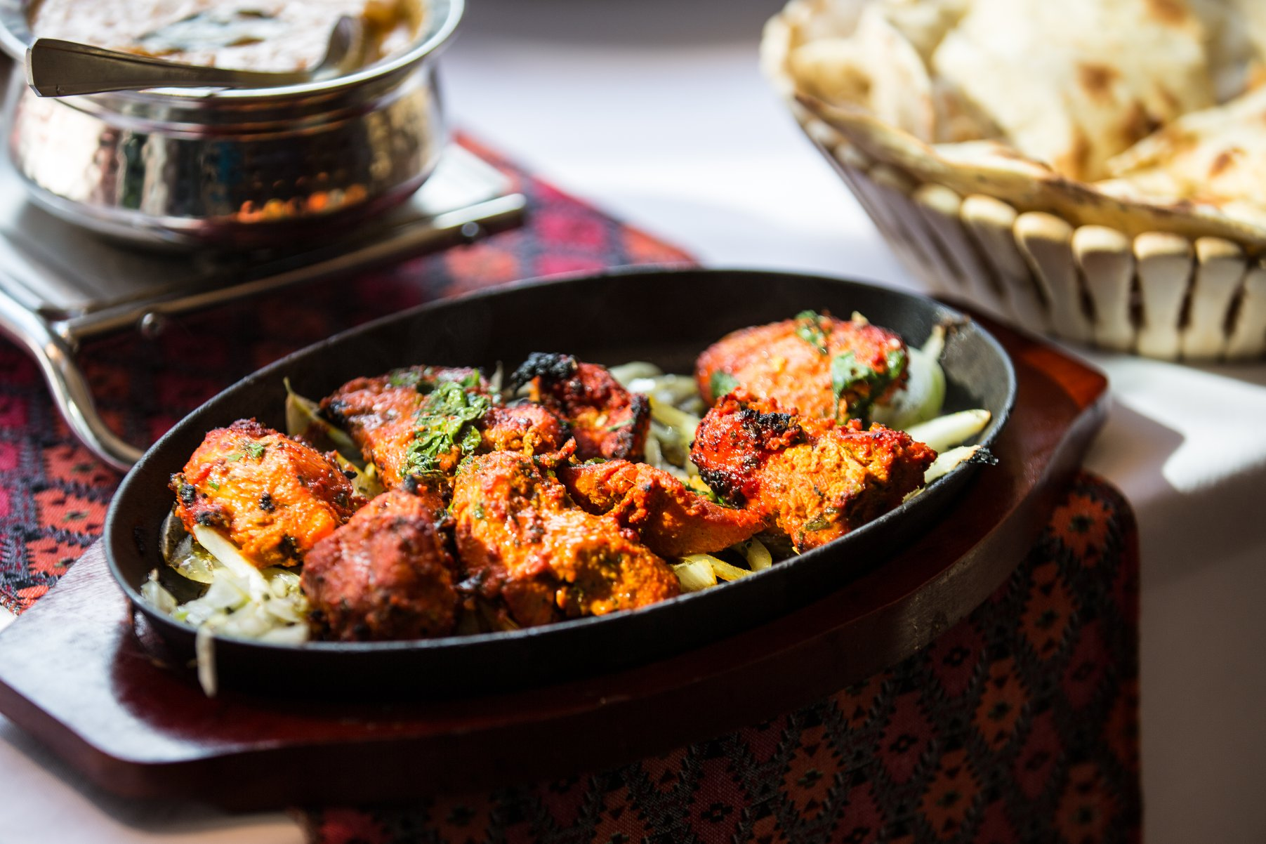 Indian Delivery And Takeaway in Aberdeen